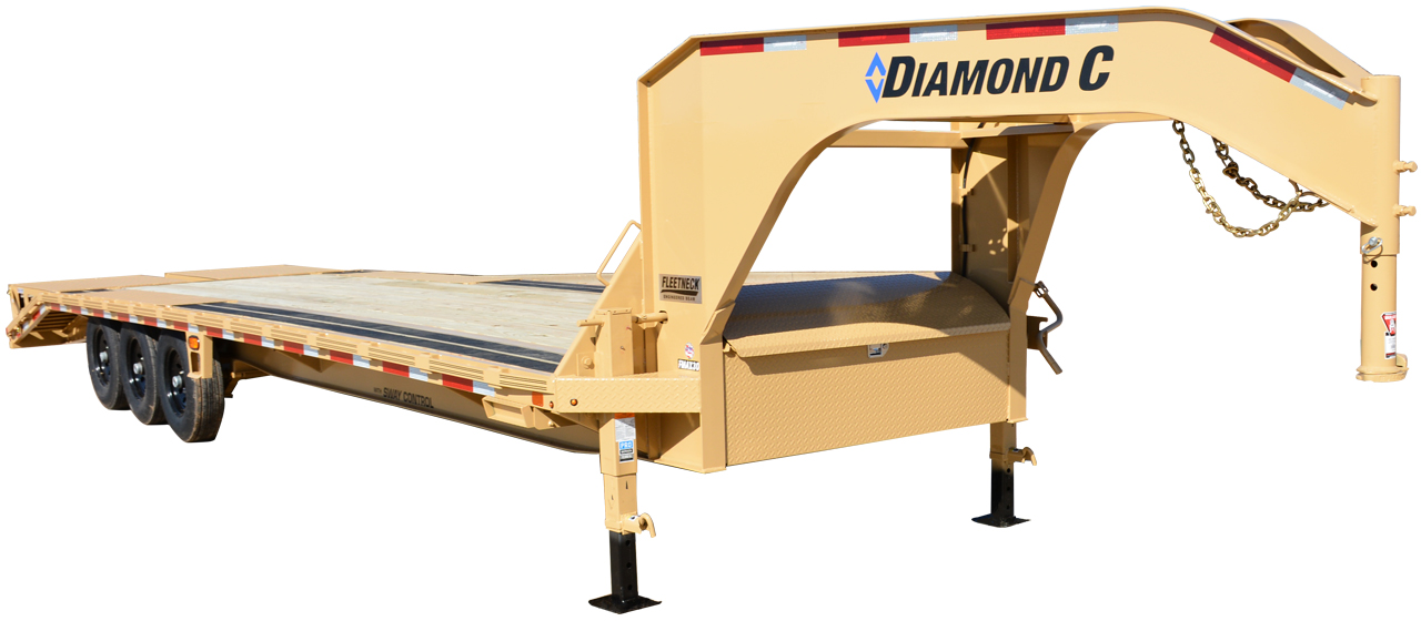 Diamond C Trailers FMAX307