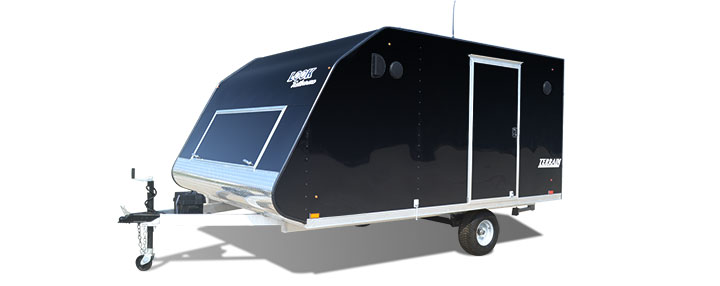 Look Trailers ATST8.5X12SI2