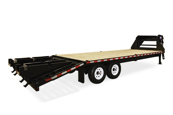 2019 Sure-Trac 8.5 X 20 Low Profile Deckover Tandem 15K