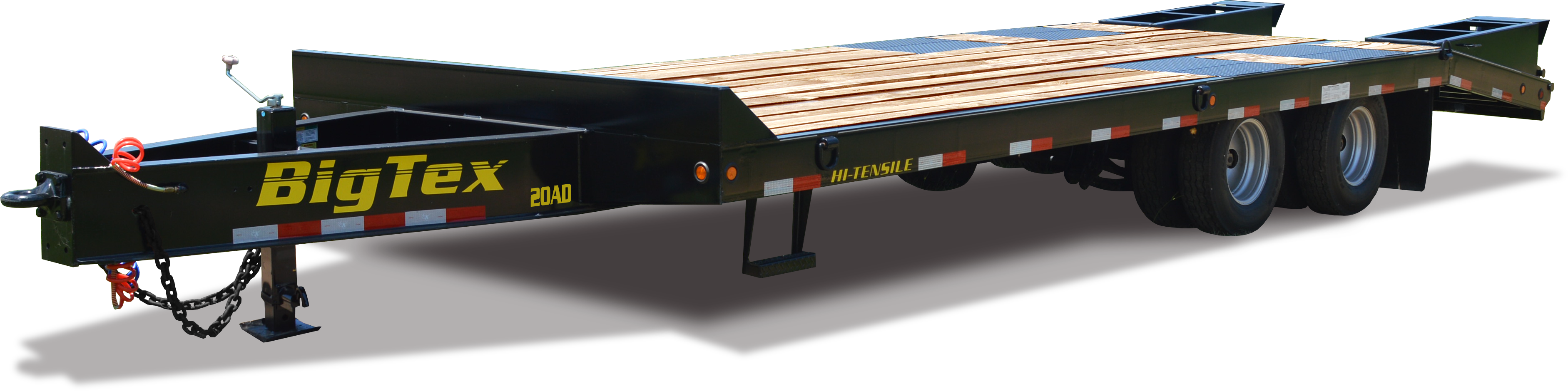 Big Tex Trailers 20AD-24+5