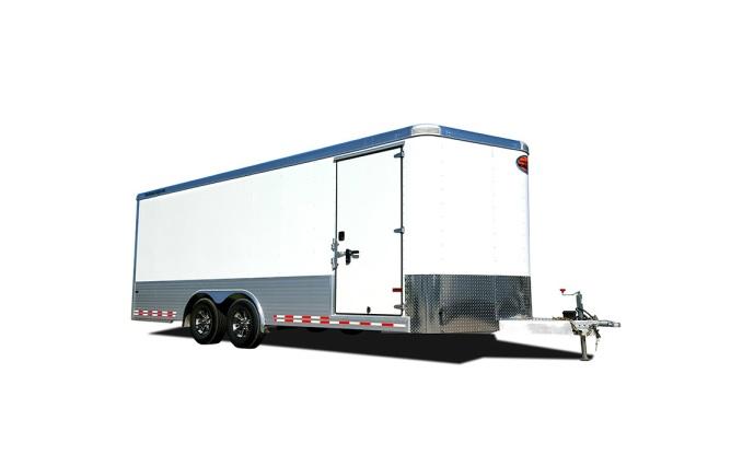 Sundowner Cargo Bumper Pull