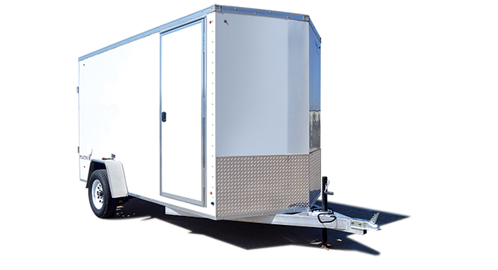 2021 Formula Trailers Spirit Aluminum Cargo Cargo / Enclosed Trailer