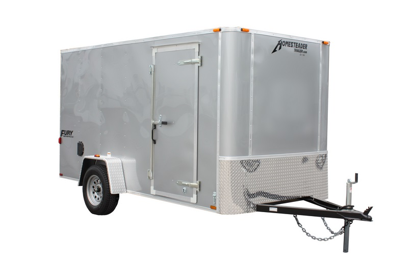 Homesteader Trailers 612FS