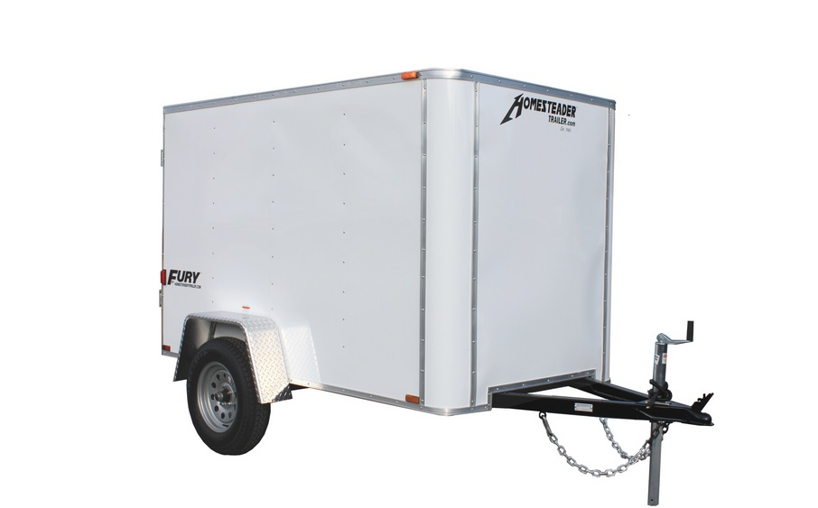 Homesteader Trailers 508FS