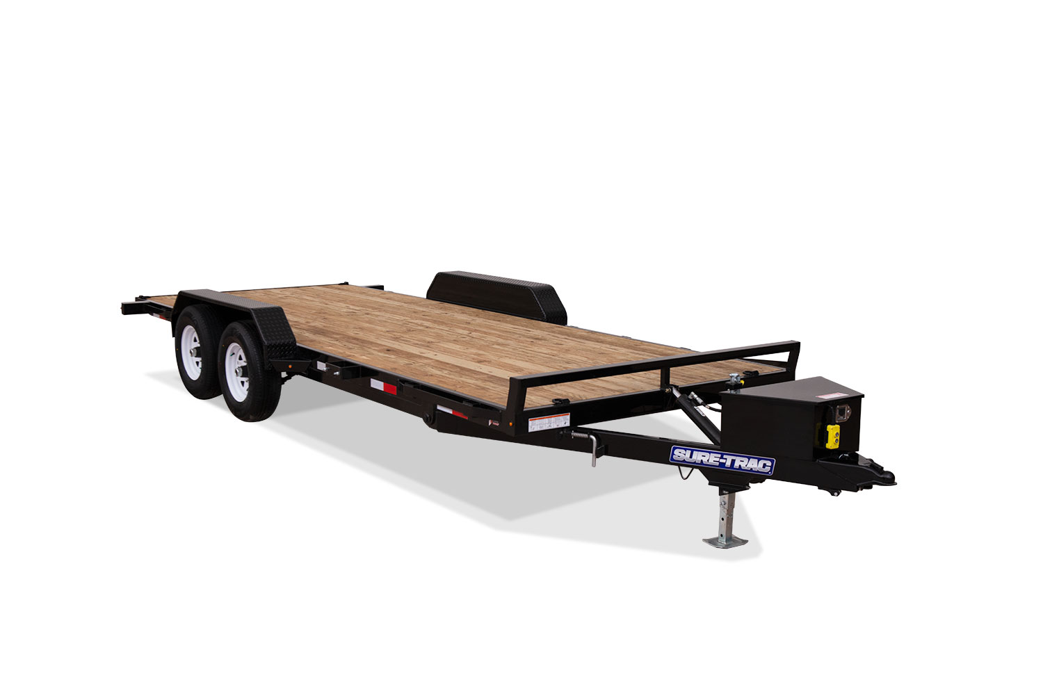 2019 Sure-Trac 7 x 18 Car Hauler Power Tilt 10K