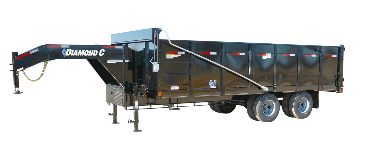 Diamond C Trailers WDT