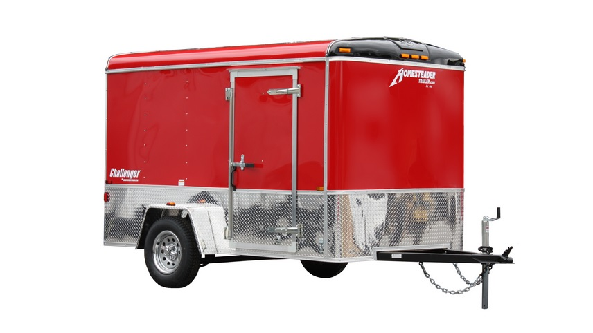 Homesteader Trailers 612CS