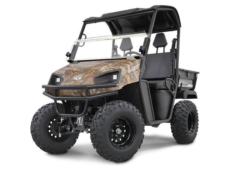 American LandMaster Landstar 670 Camo 4WD