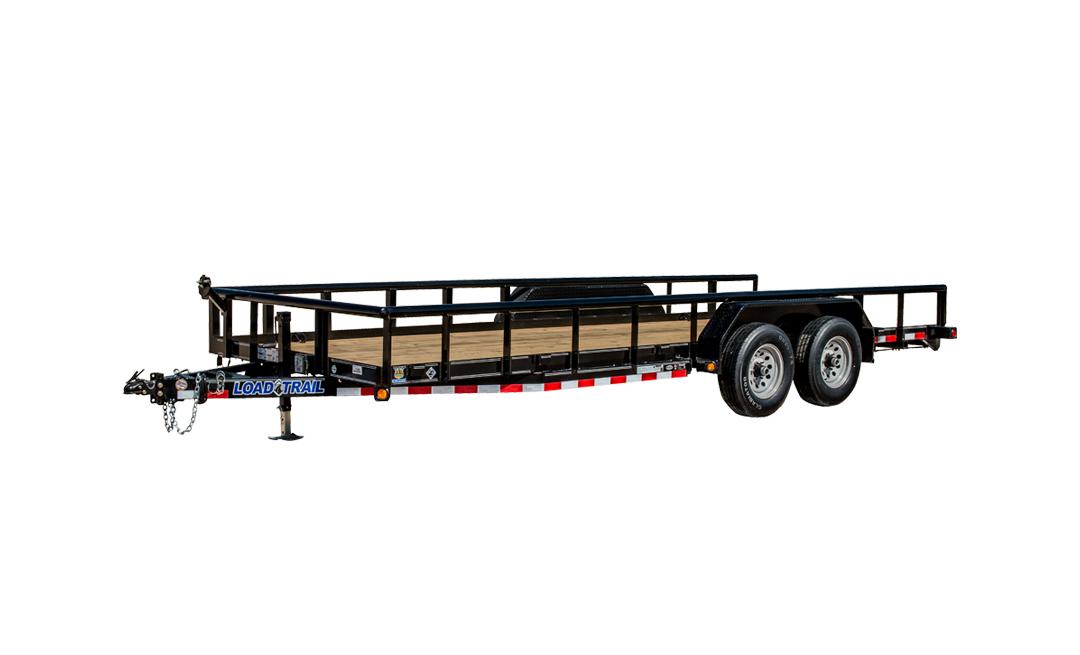 Load Trail CP10 Carhauler 83 x 18