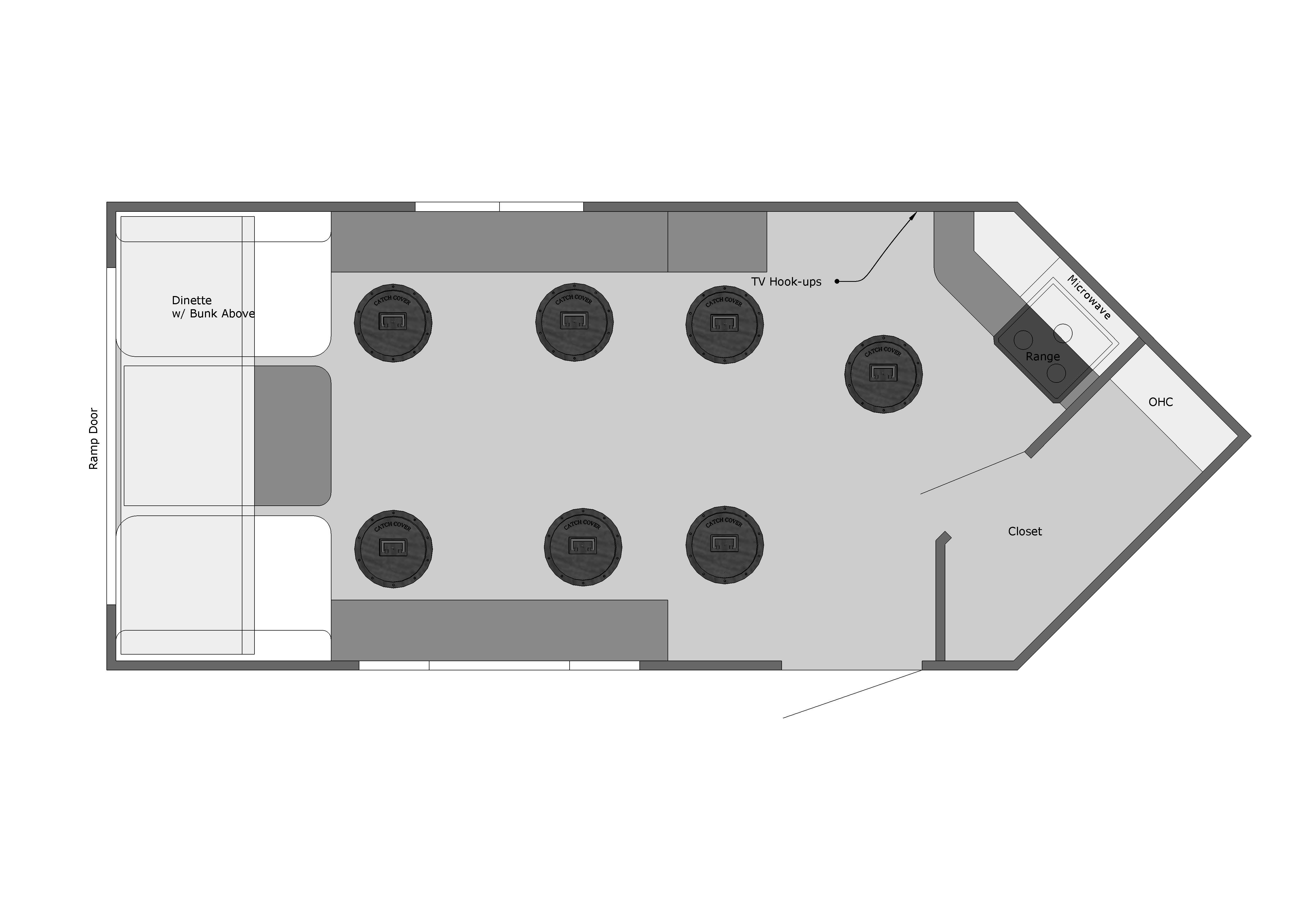 Yetti T816-DK