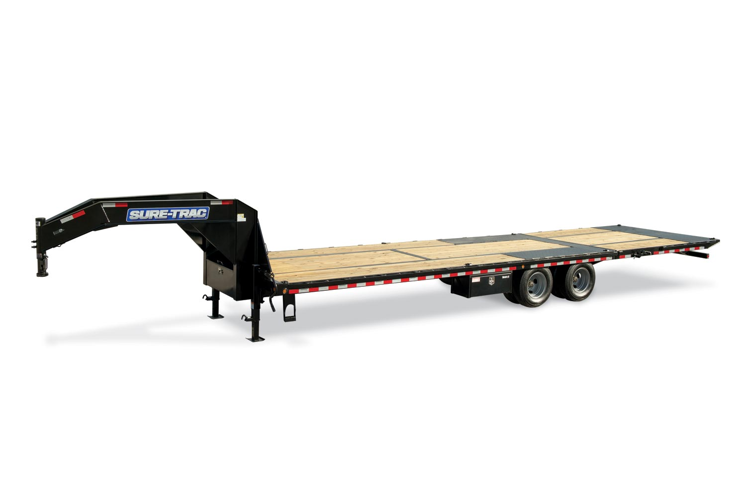 2019 Sure-Trac 8.5x22+10 LowPro Hyd Deckover Tandem GN
