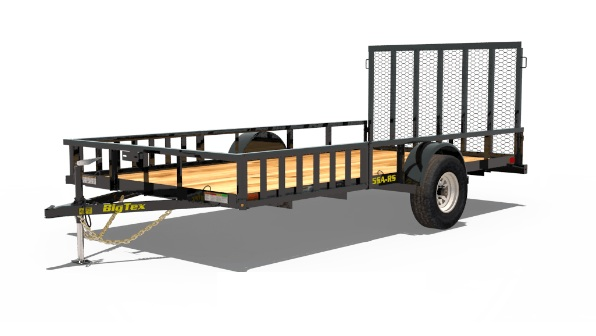 Big Tex Trailers 35SA-14RSX