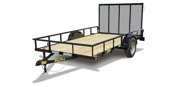 Big Tex Trailers 35ES-14 TEST