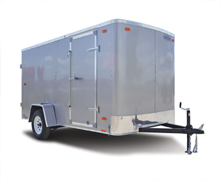 2019 Pace American Journey Roundtop Se Cargo Cargo / Enclosed Trailer