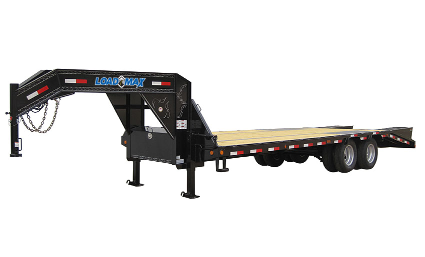 "2016 Load Trail 102"" X 32' Low-Pro Gooseneck  2-15,000 lb Axles"