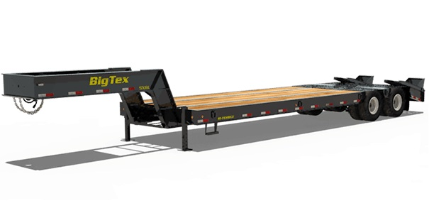 Big Tex Trailers 5XGL-20+3