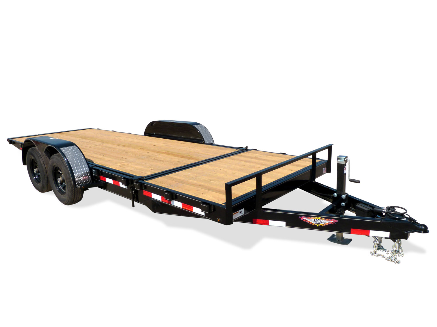 2020 H and H Trailer 16+4 GTL 16K