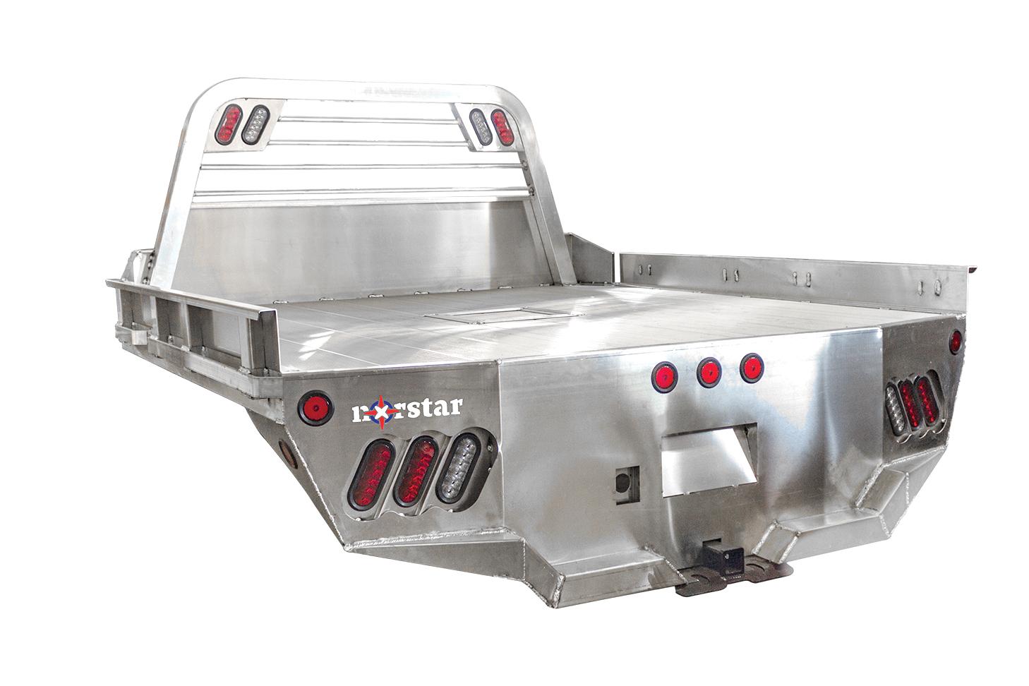 Norstar AR - Aluminum Flatbed