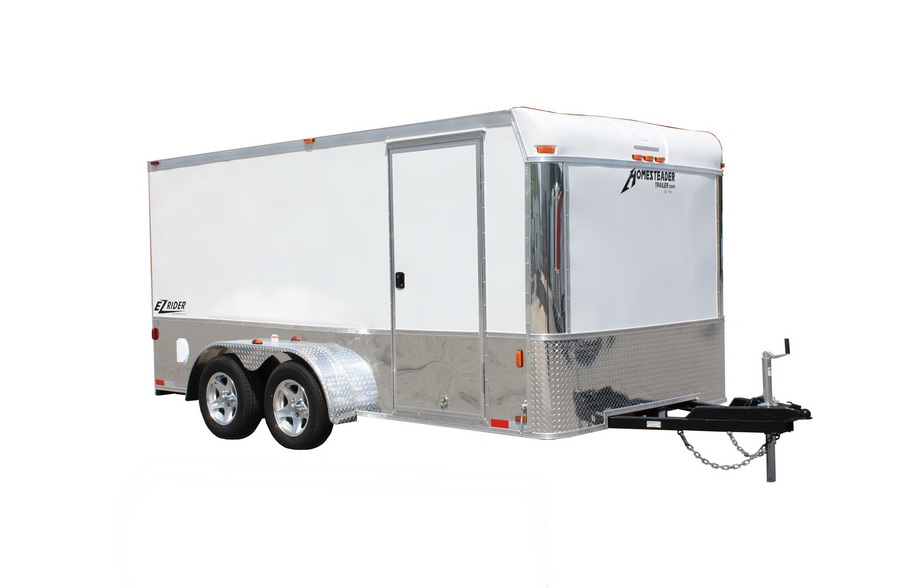 Homesteader Trailers 714ET