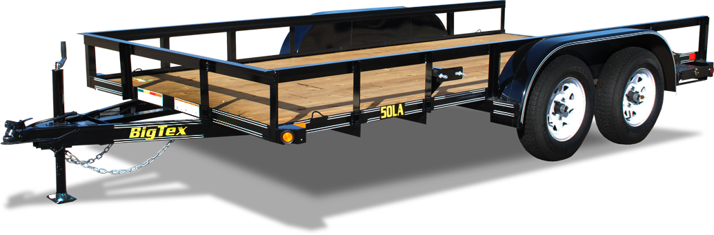 Big Tex Trailers 50LA-16