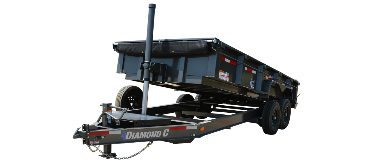 Diamond C Trailers LPT
