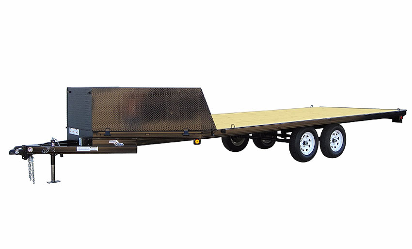 Load Trail AT07 - Tandem Axle Deck Over 71 x 11