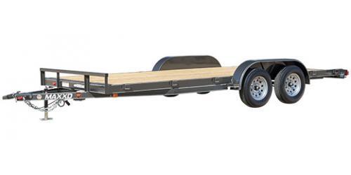 MAXXD C2M - White Series 7K Angle Car Hauler