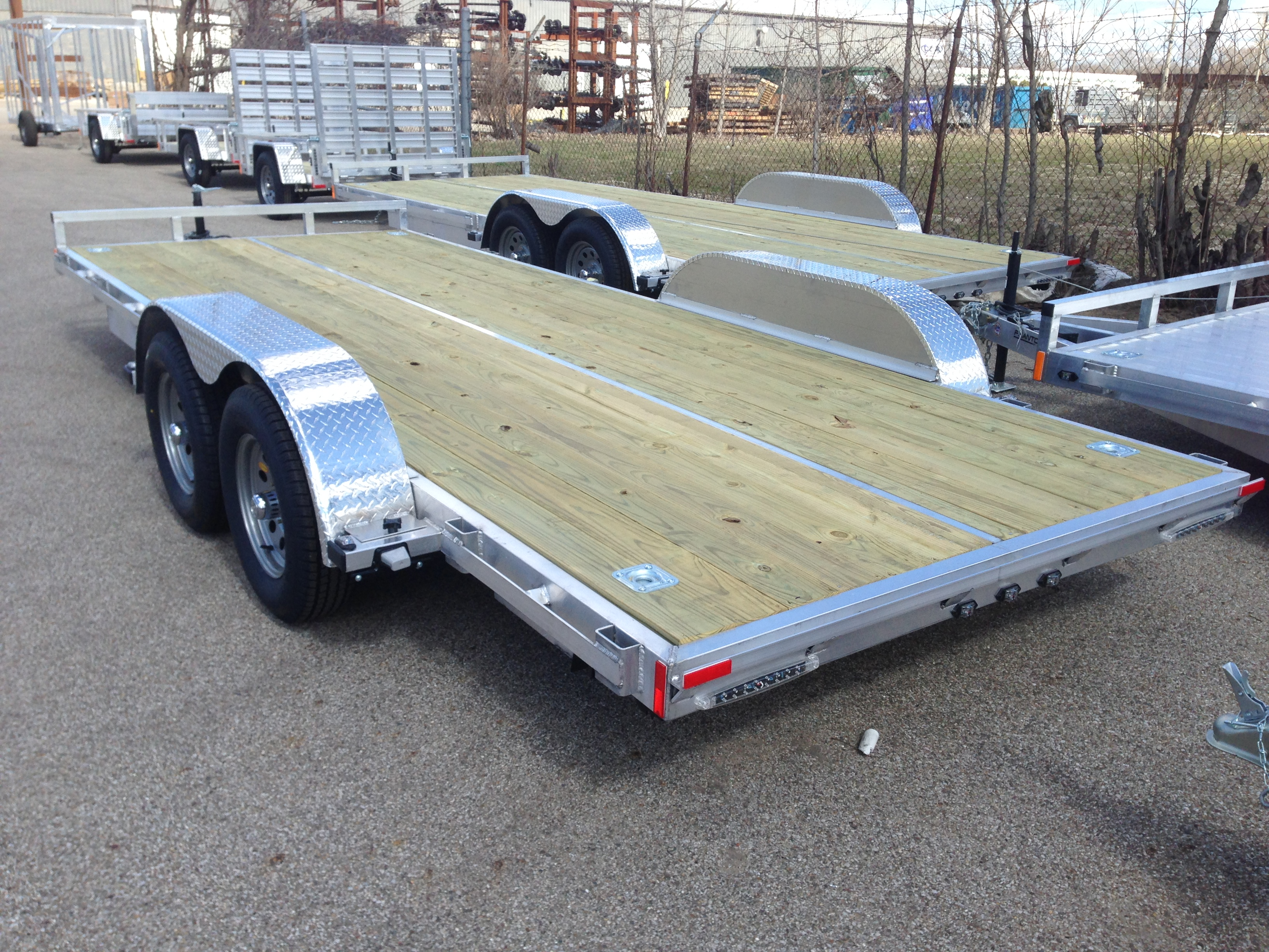 Stealth Trailers P1AO720TA2
