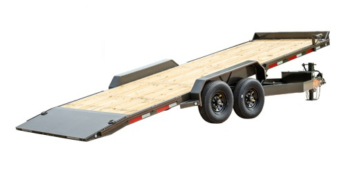 "MAXXD T8X - 8"" Power Equipment Tilt Trailer"