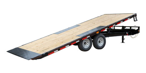 MAXXD TOX - 14K Power Tilt Deckover Trailer