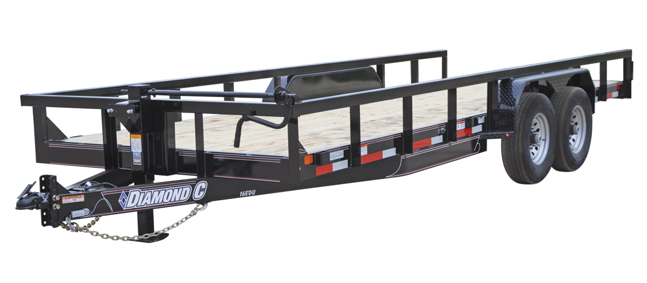 Diamond C Trailers EDU