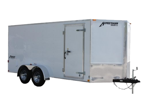 Homesteader Trailers 612PT