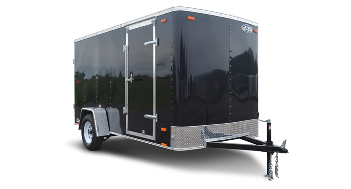 2021 Cargo Express Ex 7 Wide Tandem Cargo Cargo / Enclosed Trailer