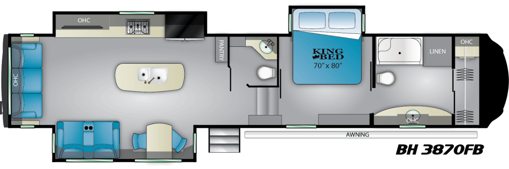 Freedom Express Freedom Express 257BHS | RV and Camper Sales and