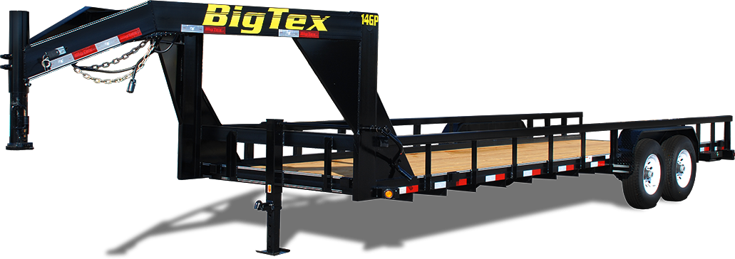 Big Tex Trailers 14GP-20