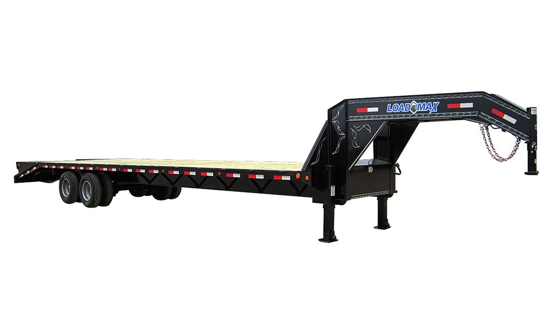 Load Trail GH30 - Heavy Duty 102 x 40 (3 x 10K axle)