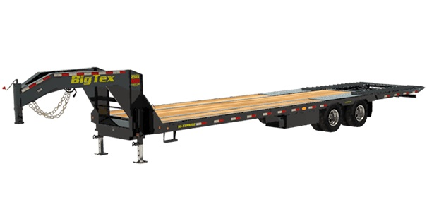 Big Tex Trailers 25GN-40-HDTS