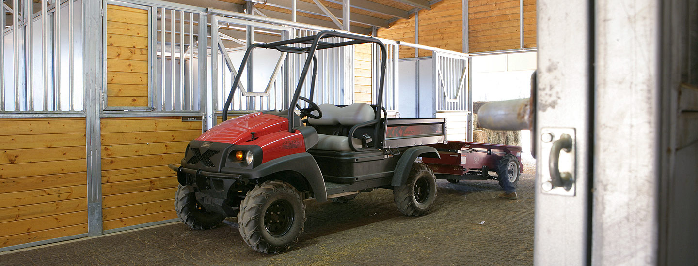 Club Car XRT1550 (Gasoline)