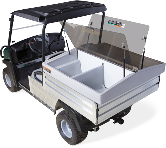 Club Car Carryall 500 with PRC (Electric)