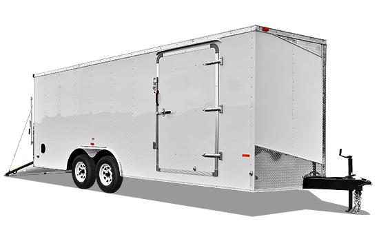 RC Trailers 8.5 x 32 10K Tandem Axle