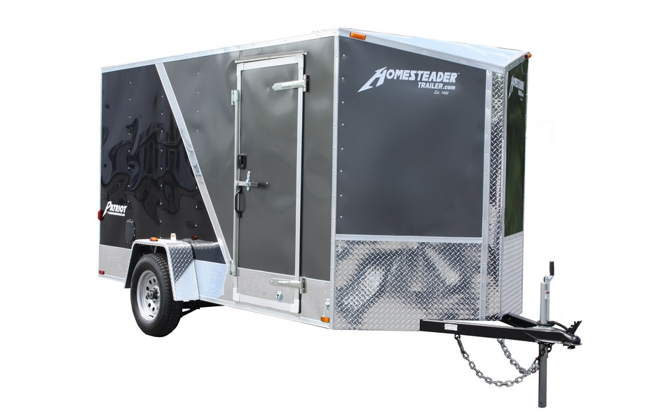 Homesteader Trailers 614PS