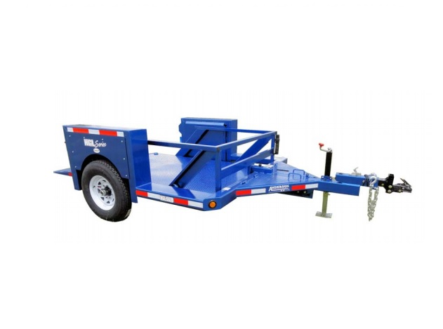 Specialty Hydraulic Ground Lift (HGL) - Single Axle | Capps