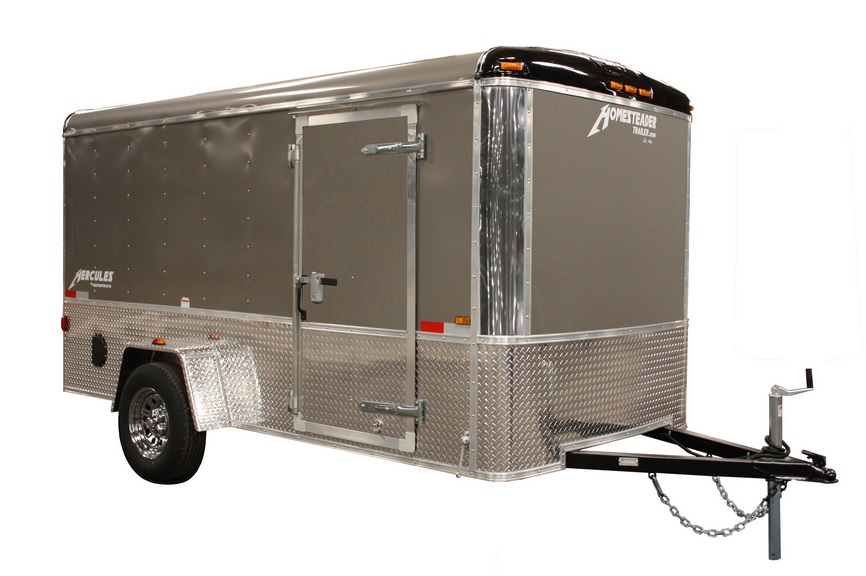 Homesteader Trailers 610HS