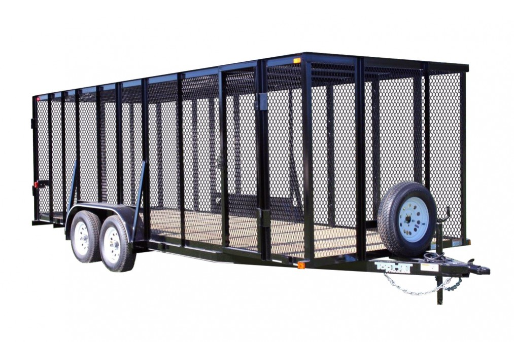 "Top Hat TRASH HAULER - 18x77"" TH"