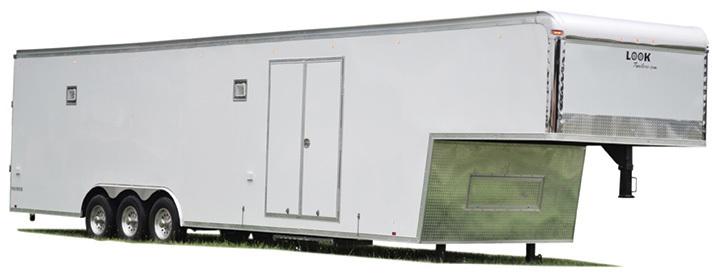 Look Trailers PLGN8.5X40RE4