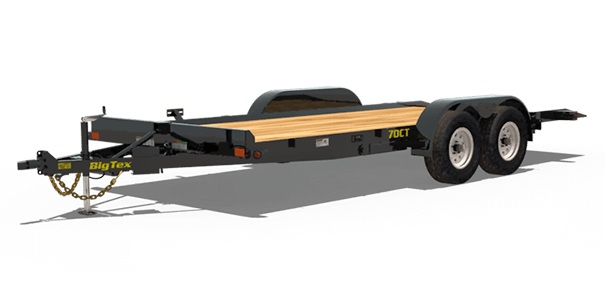 Big Tex Trailers 70CT-20