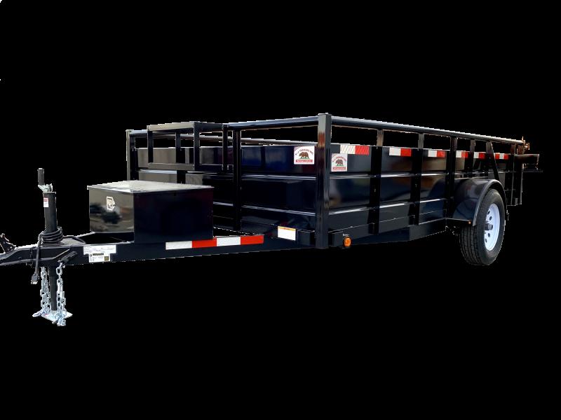 ATV 7 x 12 3 5K ATV/RZR Upgraded Landscape Utility | Lawn