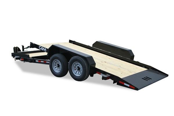 2019 Cam Superline 6 Ton Tilt Trailer Split Deck 8.5 x 16+4