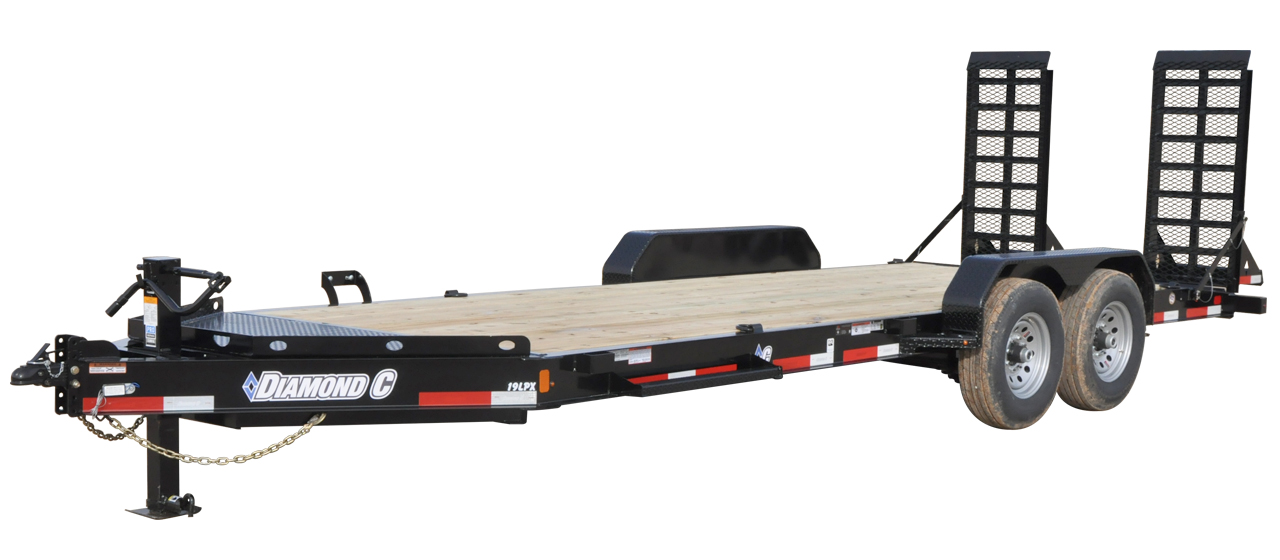 Diamond C Trailers LPX