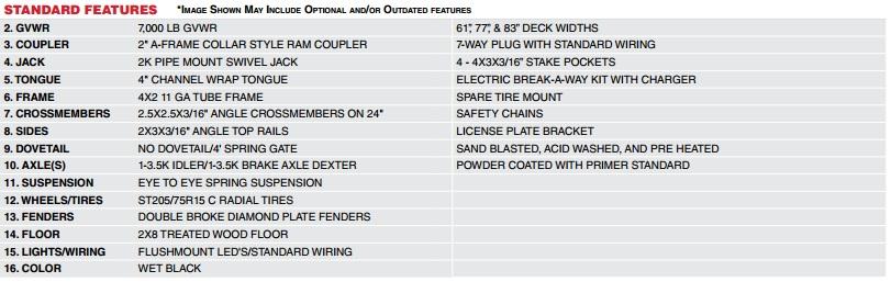 MAXXD U4X - Tubing Tandem Axle